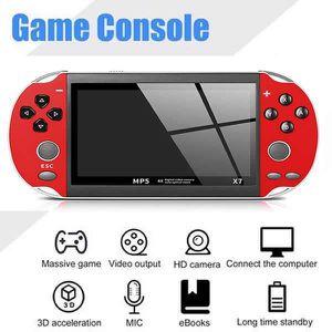 JEU ÉLECTRONIQUE Nouvelle console PSP 4.3 pouces écran 400 jeux int
