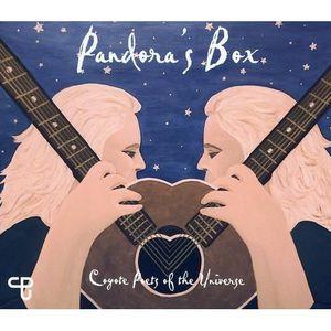 CD POP ROCK - INDÉ Coyote Poets of the Universe - Pandora's Box