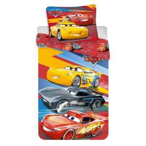 HOUSSE DE COUETTE ET TAIES Cars Disney Trio Parure de Lit Enfant Housse de Co