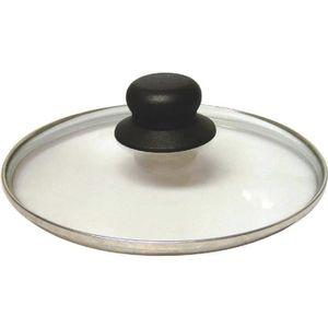COUVERCLE VENDU SEUL Couvercle en verre - Diamètre 26 cm