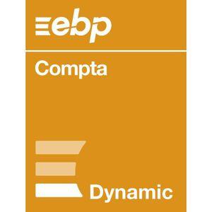 BUREAUTIQUE EBP Compta DYNAMIC 12 mois + VIP - Dernière versio