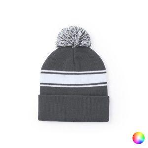 BONNET - CAGOULE Bonnet en acrylique bicolore - Bonnet hiver, neige