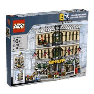 UNIVERS MINIATURE LEGO - 10211 - JEU DE CONSTRUCTION - LEGO CREAT…