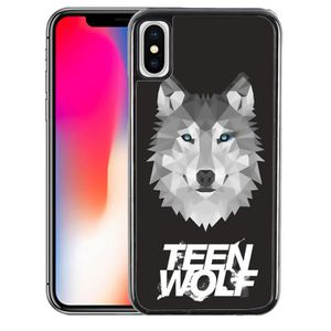 coque iphone 6 silicone teen wolf