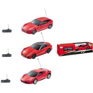 VOITURE - CAMION MONDO Assort Évolutif Ferrari Radiocommandé 1:32 -