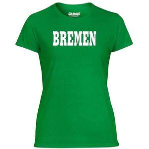 T-SHIRT T-shirt Femme WC0834 BREMEN GERMANY CITY