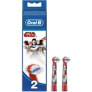 BROSSETTE Oral-B Stages Brossettes avec personnages Star War