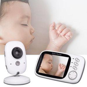 ÉCOUTE BÉBÉ Vococal ® BabyPhone numérique vidéo Sans fil Multi
