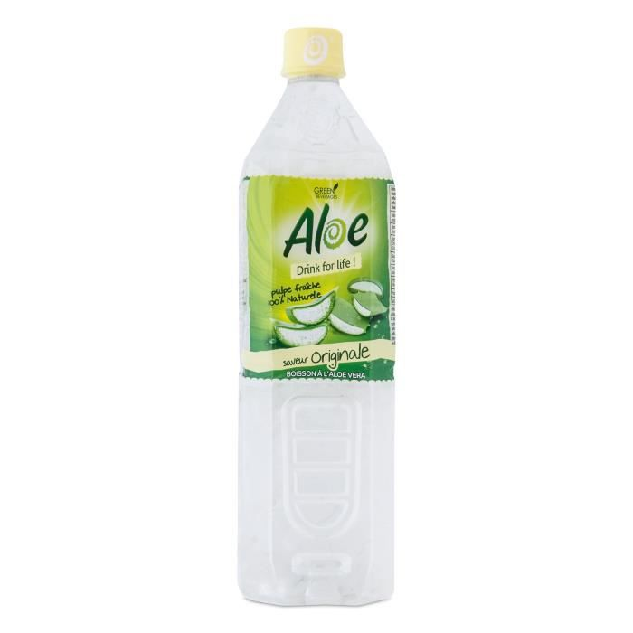 ALOE DRINK FOR LIFE Nature Pet 1,2 L