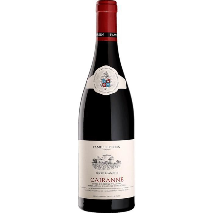 Famille Perrin - Cairanne - Peyre Blanche - Rouge - 2019 - 75cl