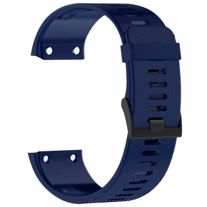 Accessoires de bracelet intelligent Sports Silicone Replacement Wristband Band Strap for Garmin Forerunner 35-30 A2102