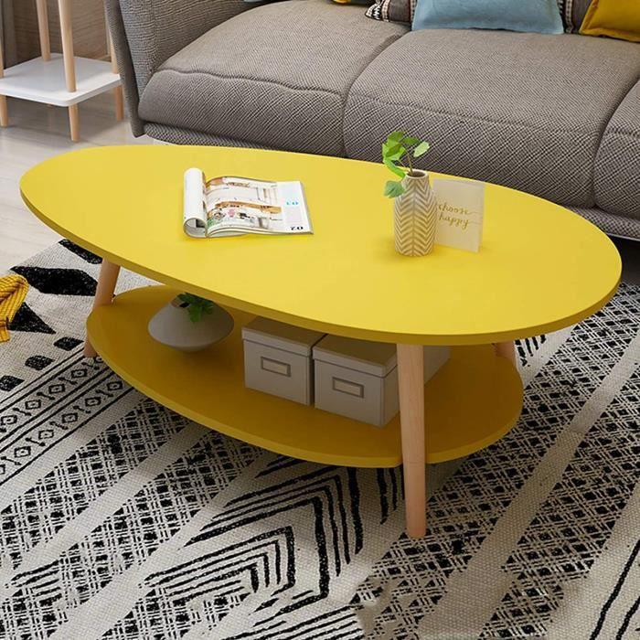 Nordic Maison Petit Appartement Canapé Table D'appoint, Salon À La Maison Petite Table Ronde Étude Créative Table Basse Chambr[293]