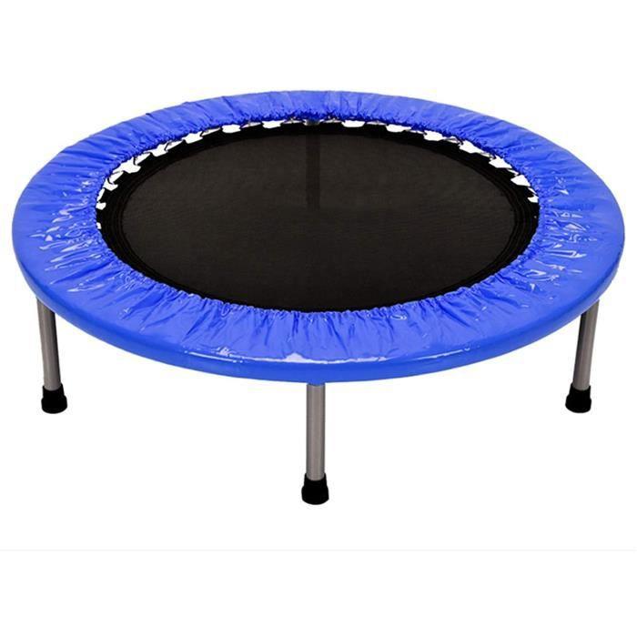 TRAMPOLINE FITNESS TKHHC Fitness Trampoline pour Enfant Mini Trampoline pour Exterieur Interieur Trampoline De Fitness Sports Et21
