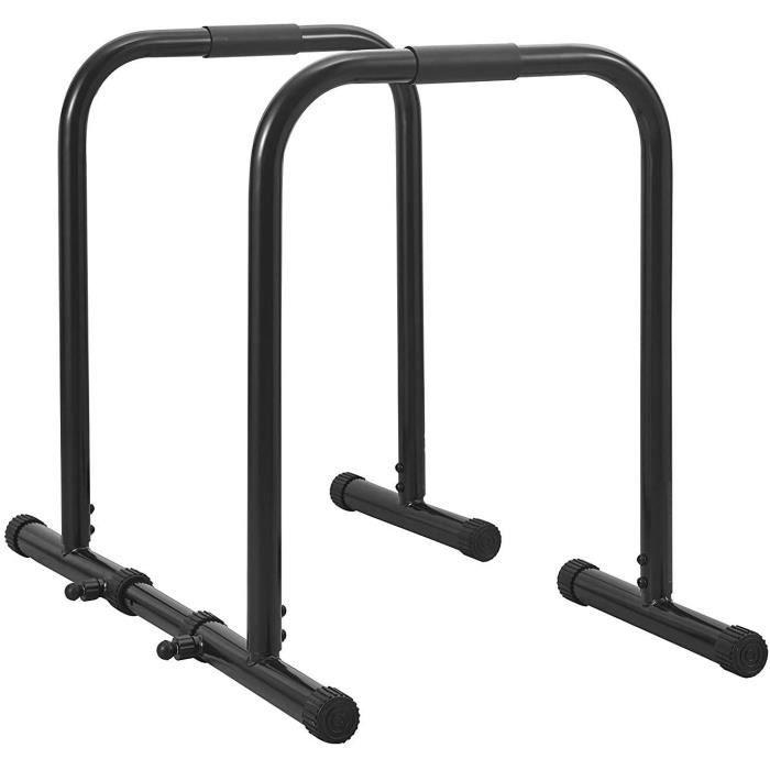 RELIFE REBUILD YOUR LIFE Dips Barre Parallèle Station de Musculation Réglable Push Up Dip Support Gym Street Workout184