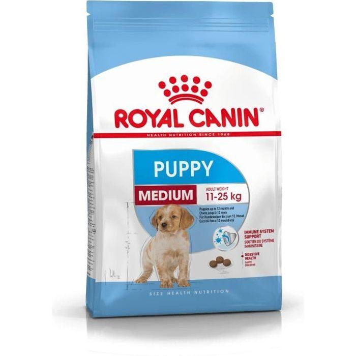 Royal Canin - Medium Junior - Nourriture pour Chiot - 10 kg