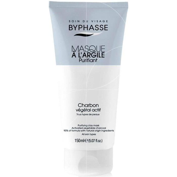 Byphasse - Masque visage à l'argile Purifiant - 150ml