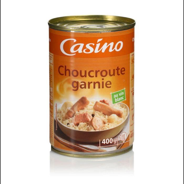 Choucroute - 400g