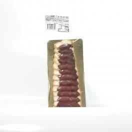 Plaque de magret de canard fume tranche 80g