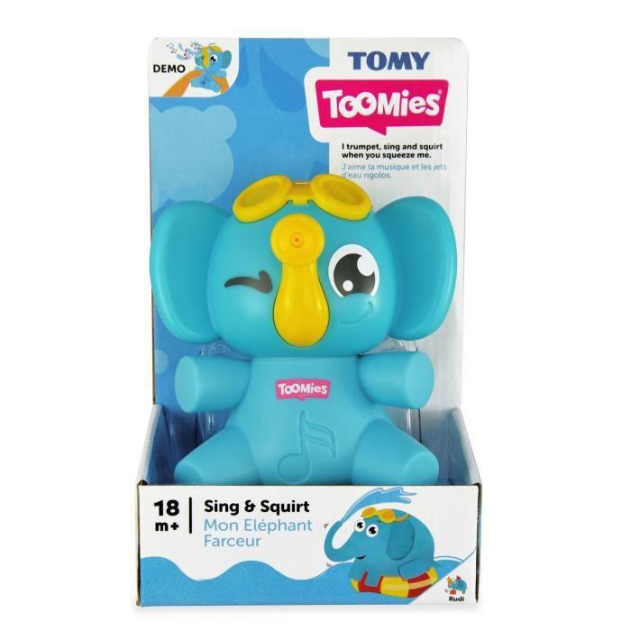 TOMY Mon Eléphant Farceur