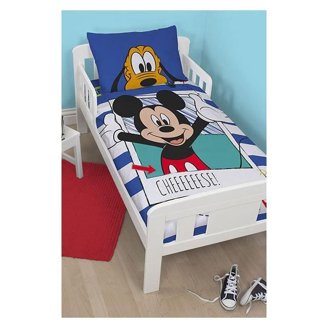 parure de lit disney cars jump achat vente housse de. Black Bedroom Furniture Sets. Home Design Ideas