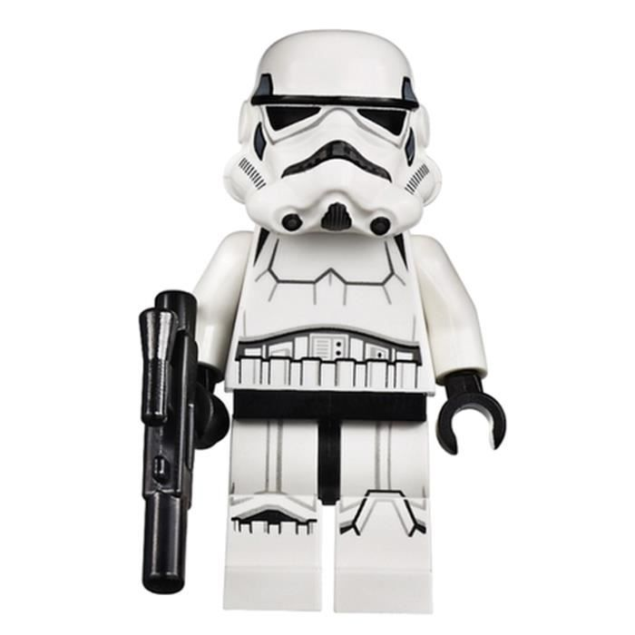 Mini figurine lego star wars clone stormtrooper - Personnage star wars lego ...