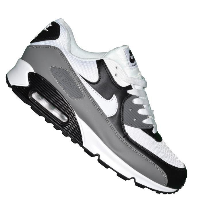 air max 90 noir blanc grise