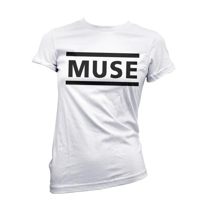 T-SHIRT T-shirt  femme Muse  - T-shirt 100% coton LaMAGLIE