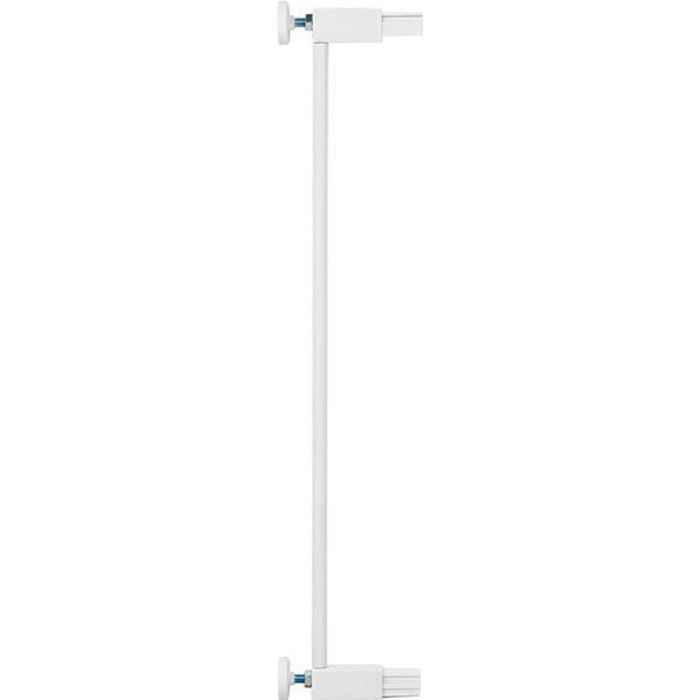 Safety 1st Wall Fix Métal Extension Porte Blanc