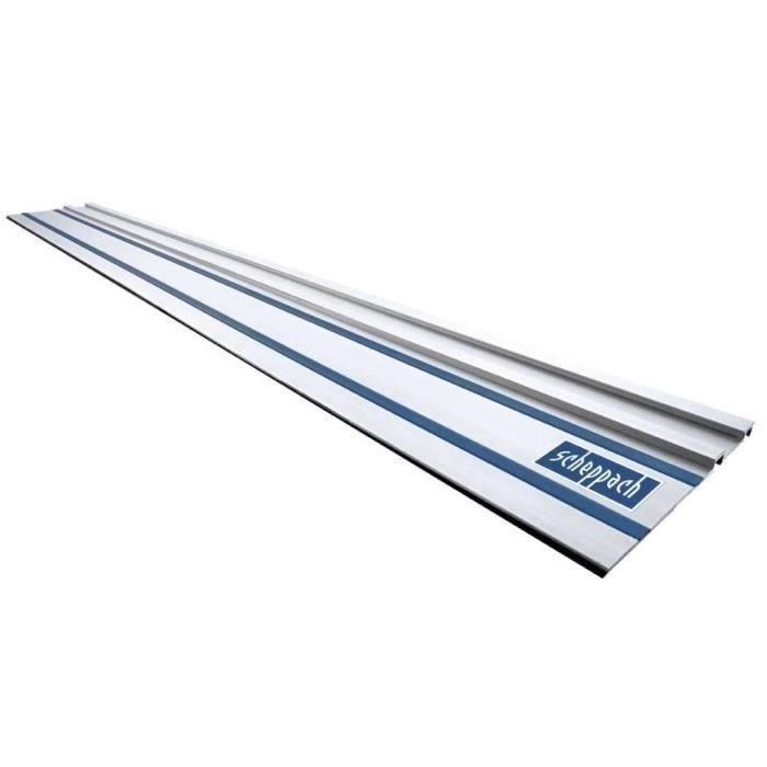 ACCESSOIRE MACHINE SCHEPPACH Rail de guidage - 1400 mm - Pour scie pl