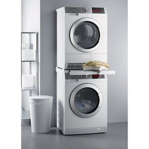 Kit de superposition lave linge seche linge universel - Superposition lave linge seche linge ...