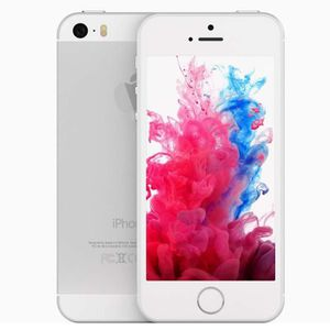SMARTPHONE APPLE iPhone 5S Argent 16GB