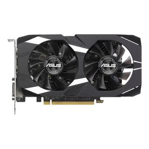 CARTE GRAPHIQUE INTERNE ASUS DUAL-GTX1050TI-O4G-V2 OC Edition carte graphi