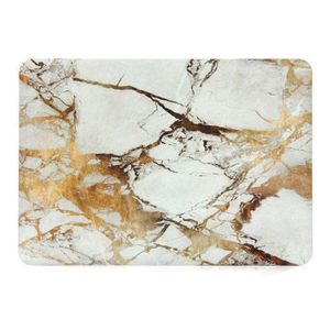 HOUSSE PC PORTABLE Texture Marble Pour Apple Macbook Pro sac d'ordina