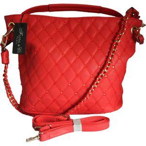 SAC À MAIN h & g sac à bandoulière en cuir souple pour femme