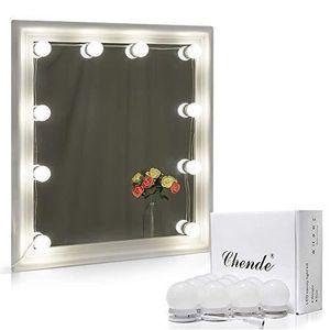 beaut/é maquillage Miroir /à trois pans Miss Sweet avec /éclairage LED pour coiffeuse