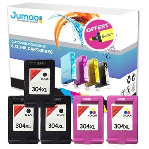CARTOUCHE IMPRIMANTE 5 Cartouche compatible pour HP DeskJet 2620 2630 2
