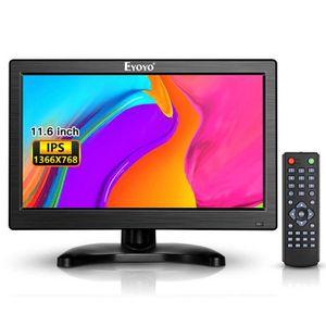 ECRAN ORDINATEUR Écrans PC Eyoyo Moniteur 12 Pouces Écran IPS 1366x