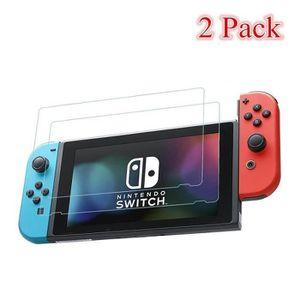 CONSOLE NINTENDO SWITCH Protection écran Nintendo Switch Verre Trempé Film