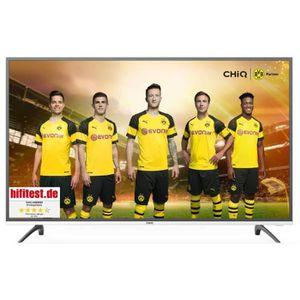 Téléviseur LED CHiQ U40E6000 4K Smart WiFi TV 40''UHD - (100cm),