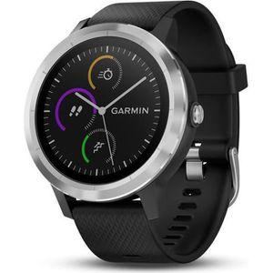 Montre connectée sport GARMIN Vivoactive 3 Silver Montre connectée GPS Ca