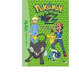 Bibliotheque Verte Pokemon