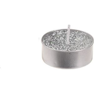 generique 50 bougies chauffe-plats blanches
