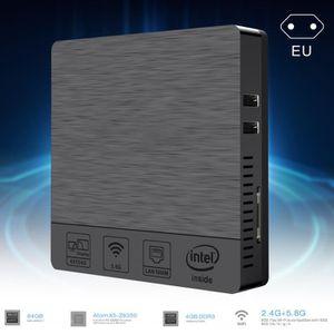 UNITÉ CENTRALE  Mini PC 4G / 64GB Win10 BT4.0 Dissipation de la ch