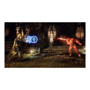 JEU PS4 Injustice 2 PlayStation 4 allemand