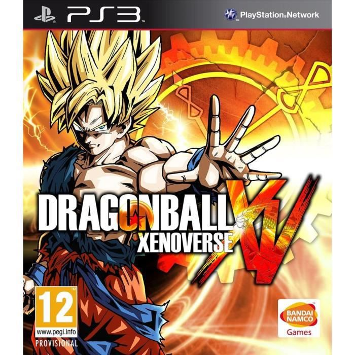 JEU PS3 Dragon Ball Xenoverse Jeu PS3