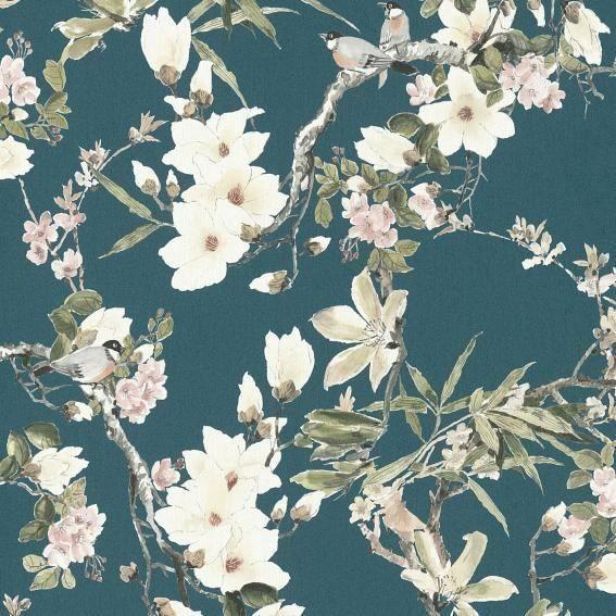 AS Creation papier peint, fond d'écran récolte Michalsky Dream Again 364984 papier peint floral aspects: 10050 x 530 mm