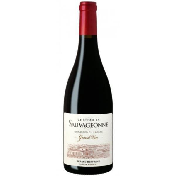 6x Gérard Bertrand - Chateau-la-Sauvageonne - Grand Vin - Terrasses du Larzac AOC - 2016