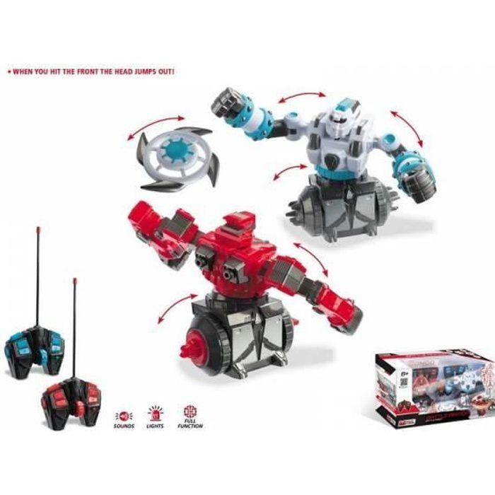 Robots de Combats Avance et frappe ton adversaire