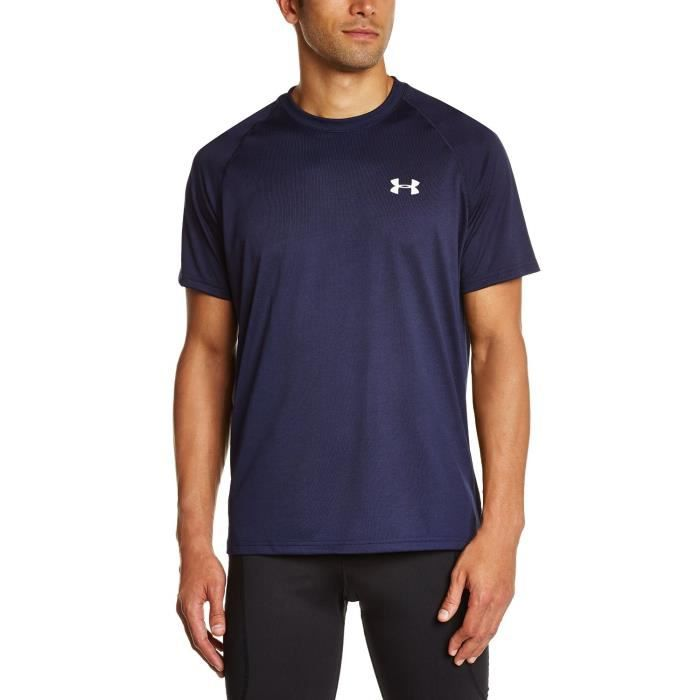 Under Armour T-Shirt UA Tech Manches Courtes Homme