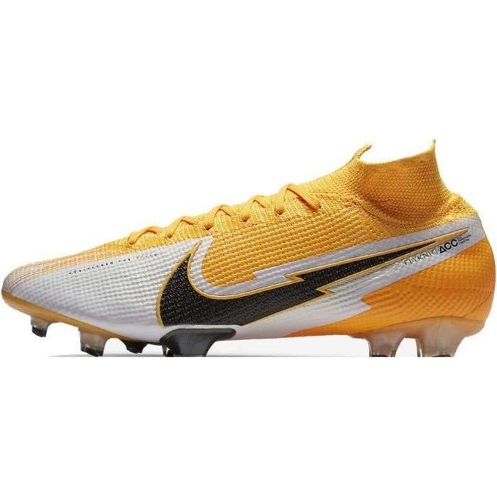 Nike Chaussures Football Mercurial Superfly 7 Elite Fg Orange 44